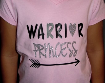 Warrior Princess Shirt