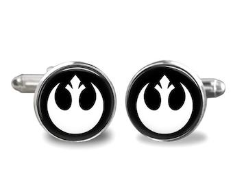 Star Wars Rebel Alliance Cufflinks PM-234