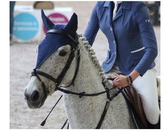 CUSTOMIZABLE horse hat tip