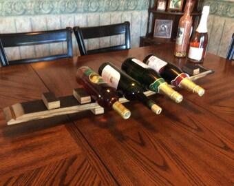 Table Wine Rack