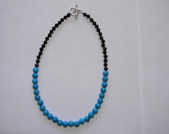 Turquoise original Necklace