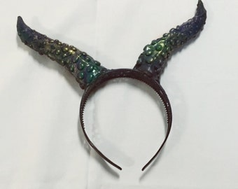 Costume Horns Headband