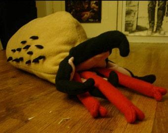 Tremors Graboid Plushie - Movie Monster Stuffed Animal