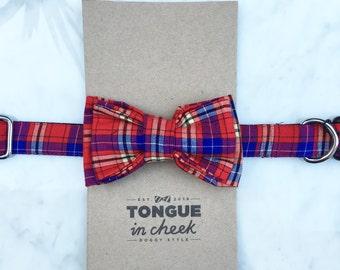 Small Dog Bowtie Collar - Bario