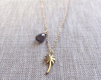Charmed necklace- PALM