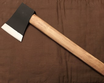 Rick Grimes cosplay hatchet