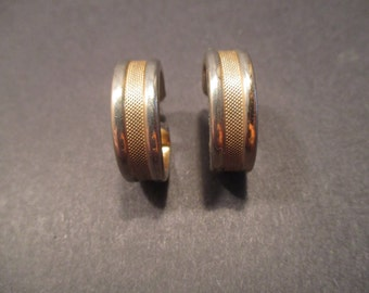 FREE SHIPPING - Vintage Coro Clip on Earrings