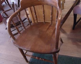 19th Century Captains Chair