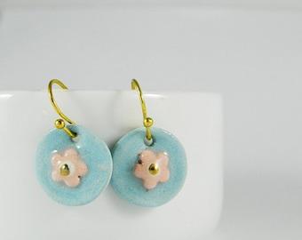 happy Garden Earrings