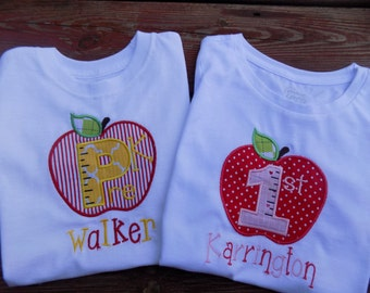 Grade Level shirts