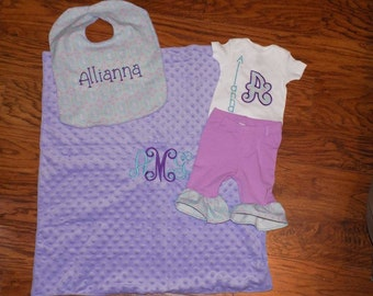 Personalized Baby sets