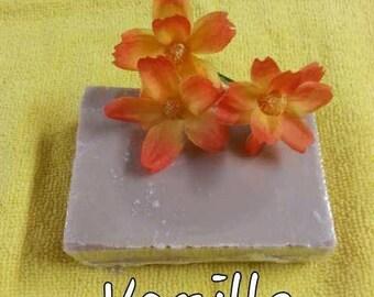 SOAP has the vanilla + or - 135 grams