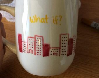 If/Then Musical Mug