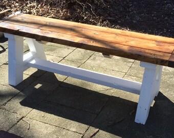 4' Craftsman Bench