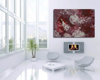 Abstract art print, abstract print, modern abstract art, minimalist print, contemporary art, reproduction of original painting