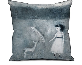 "Pillowcase "" Fawn """