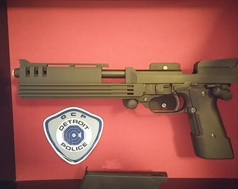 Robocop AUTO-9 pistol highly Detailed Replica with working slide
