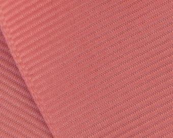 Dusty Rose Pink Grosgrain Ribbon     (05-##-S-192)