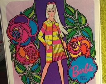 Vintage 1967 Barbie Doll Case by Mattel