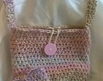 Soft pastel SmellySack handbag