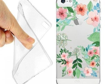 Floral bow case cover for iphone 5 5s