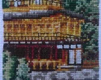 Cross stitch KYOTO