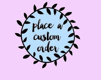 Custom KIDS!