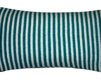 Outdoor Lumbar Pillow Slipcovers 14 x 28, in Aruba/White, Gingko/White, Tangerine/White, Nautical Blue/White, Orchid/White