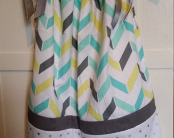 Size 4 pillow case dress