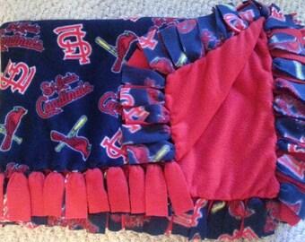 St. Louis Cardinals Fleece Blanket