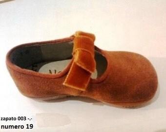 Mary Jane shoe skin vueta