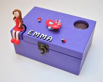 personalized light box