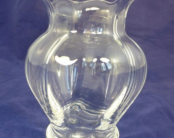 Lovely Blown Glass Vase