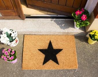 Star doormat - 60x40cm