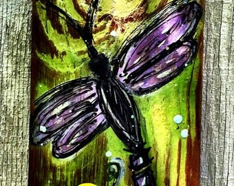 Snapdragon Painting