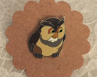 Walt Disney's Bambi - 4 Pin Booster Collection (Friend Owl Only) Pin#60554