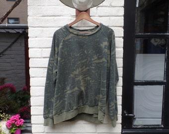 Essentiel Antwerp green sweatshirt