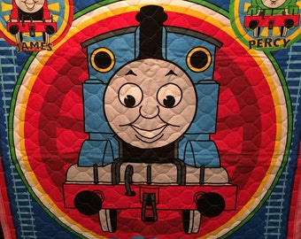 THOMAS the TANK ENGINE Baby Quilt
