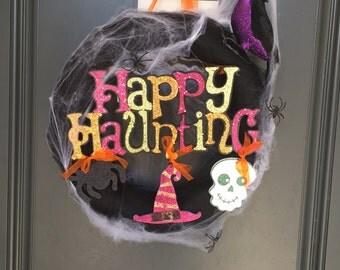 Happy Halloween Wreath!