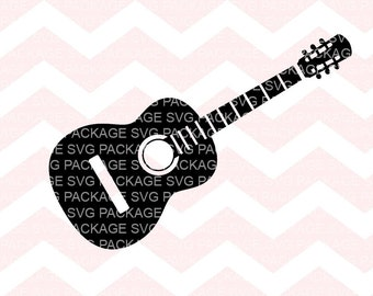 SVG Cutting File, Guitar svg, shirt t-shirt svg, guitar metal svg, note retro star svg, Music Clipart, Cutting file for Silhouette, files