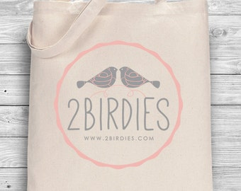 Printed Canvas Bag, Tote bag, Handbag, Shoping Bag