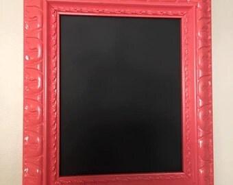 Pink Decorative Chalkboard