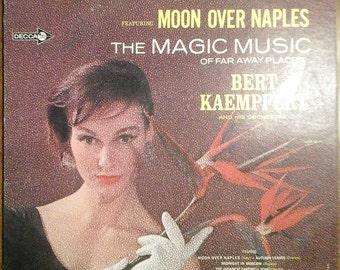 Bert Kaempfert and His Orchestra - The Magic Music of Far Away Places DL-74616 Vinyl Record LP 1965