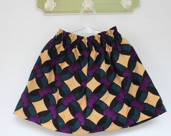 Kinder Rock (Gathered Skirt)