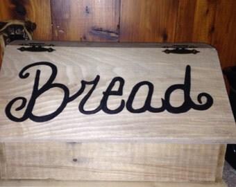 Handmade Bread Box