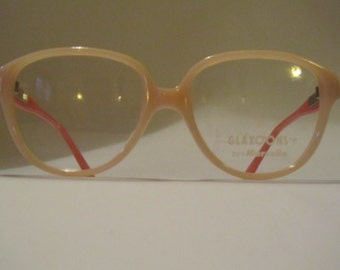 Frame for eyeglasses baby kids Glaxoons Marcolin 125 46 14 459 296 new new made in Italy