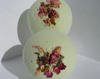 Bath Bomb- Sweet Bamboo