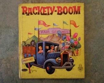 Rackety Boom childrens classic