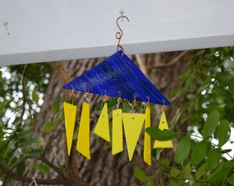 Triangle Wind Chime