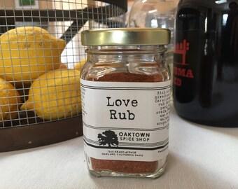 The Love Rub, BBQ Seasoning